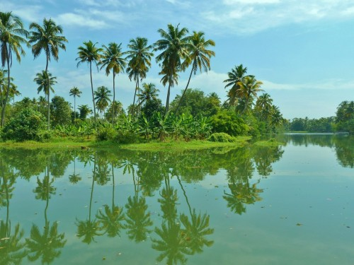 Kerala - God's own Country oder die indische Schweiz